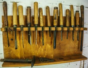 different types of chisels