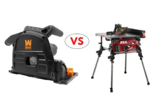 Track Saw Vs Table Saw Compared