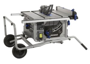 Kobalt Table Saw Review in 2021
