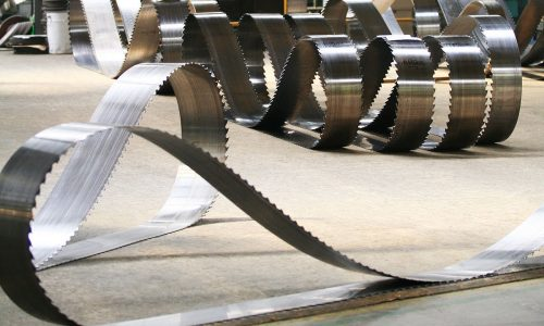 Band saw blades from French Manufacturer - Forezienne MFLS